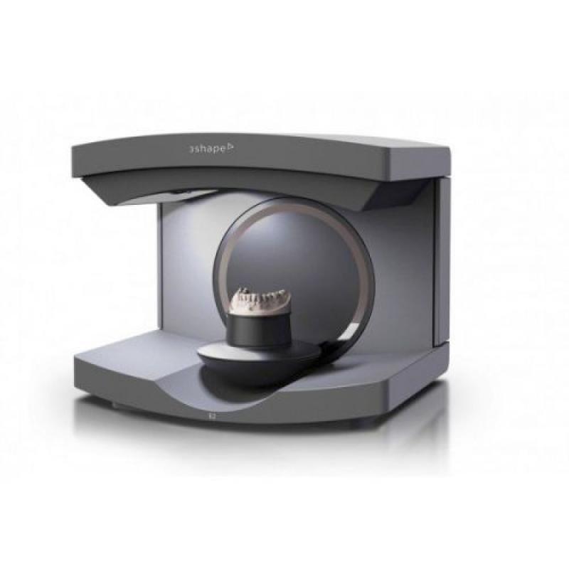 3D сканеры для стоматологов